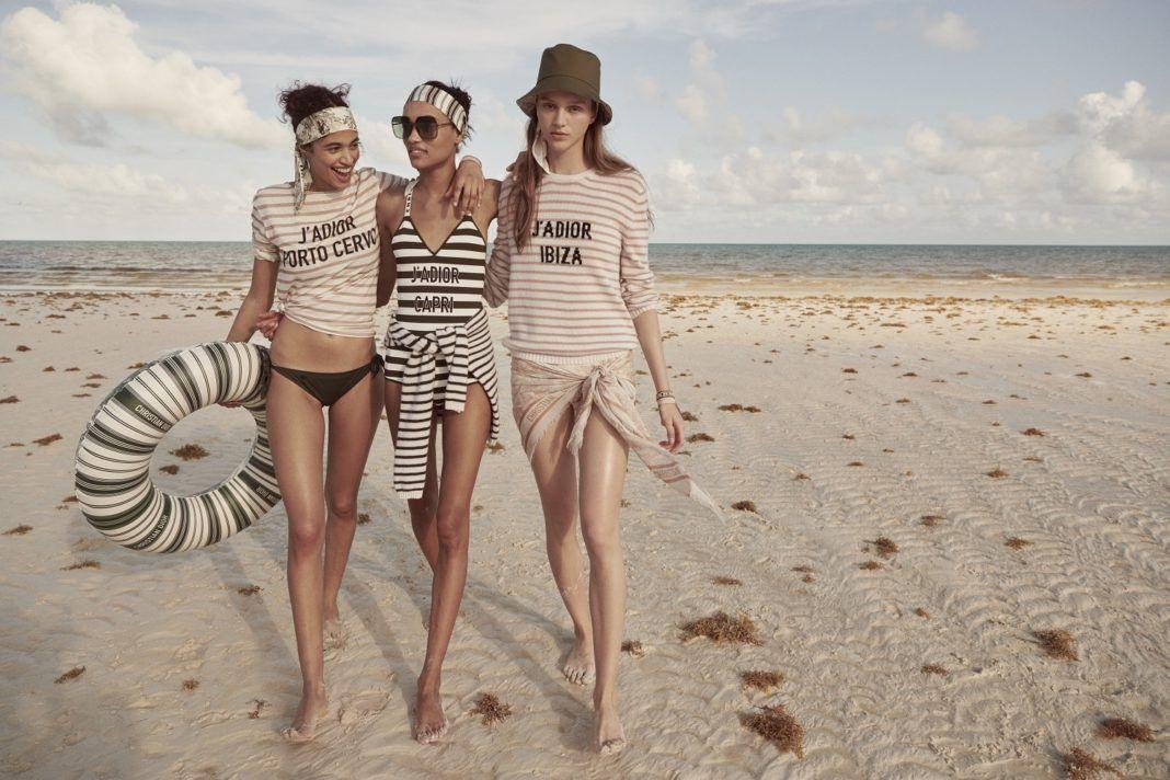 """, Μύκονος Dior beachwear!! Ανέμελος Ρομαντισμός & Αέρινες Γραμμές!! Νέα beachwear συλλογή """"Dioriviera"""" Fall 2019!! (Video)"""