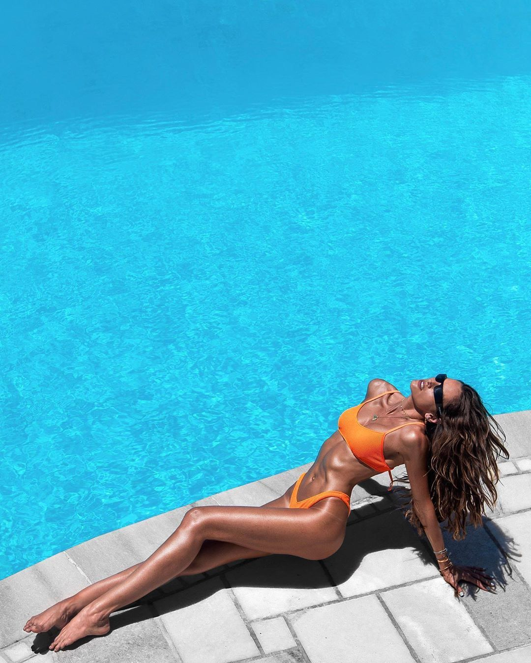 , The Brazilian beauty Izabel Goulart continues her holiday in Mykonos!!