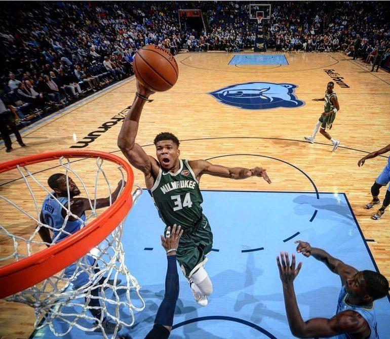 , Mykonos 6 Temmuz, NBA Giannis Antetokounmpo MVP, Büyük bir yardım yemeği için!!