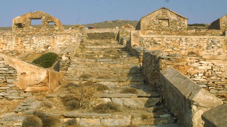 , KAS: Oybirliği görüş ve tüm Makronissos Arkeolojik Alanı ilan