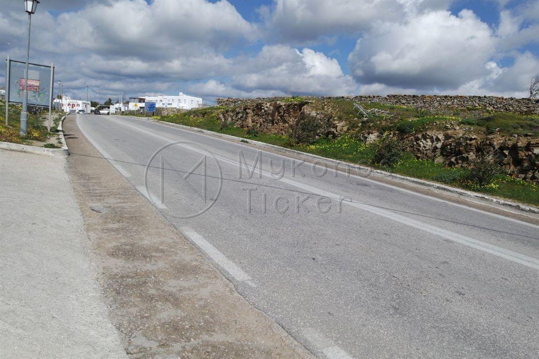 , Εγκρίθηκε η δημοπράτηση των έργων βελτίωσης επαρχιακού οδικού δικτύου Σύρου, Τήνου και Μυκόνου, από την Οικονομική Επιτροπή της Περιφέρειας