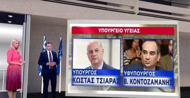 , Τα πρόσωπα που προκρίνονται για την νέα σύνθεση του υπουργικού συμβουλίου