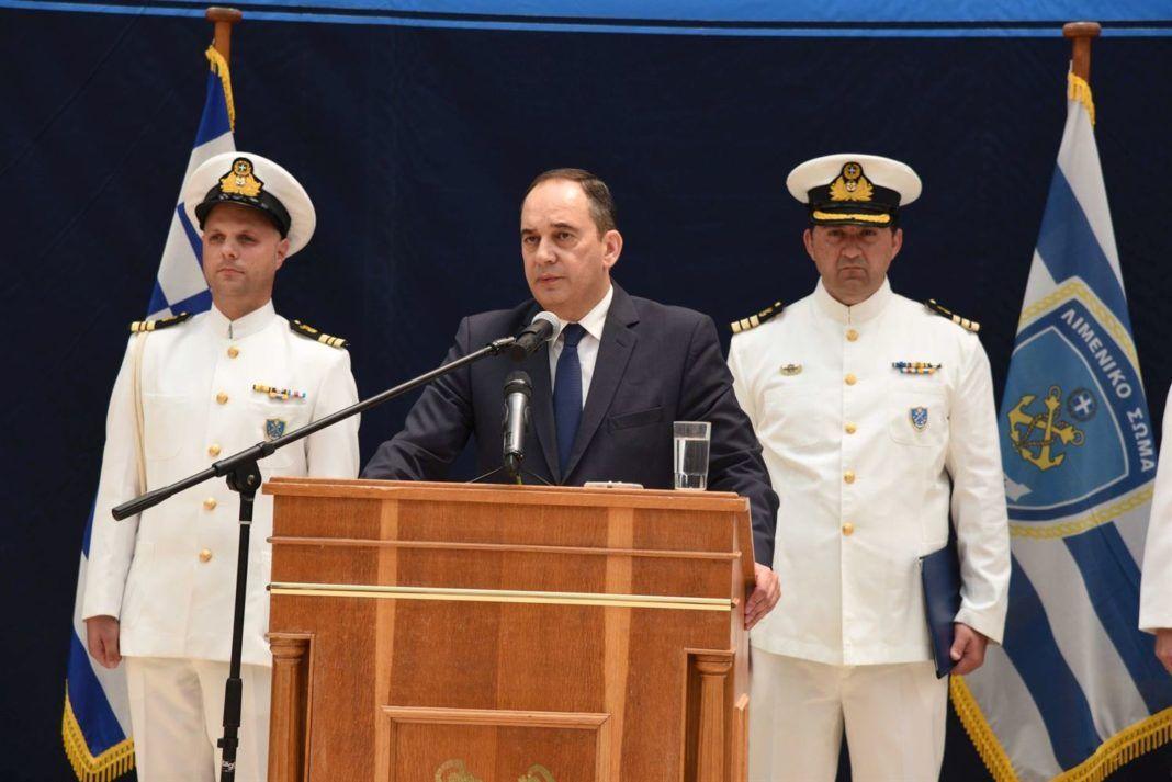 , Γ. Πλακιωτάκης: Προτεραιότητα η διαμόρφωση ενός φιλικότερου προς τις ναυτιλιακές επιχειρήσεις νομοθετικού και φορολογικού πλαίσιου
