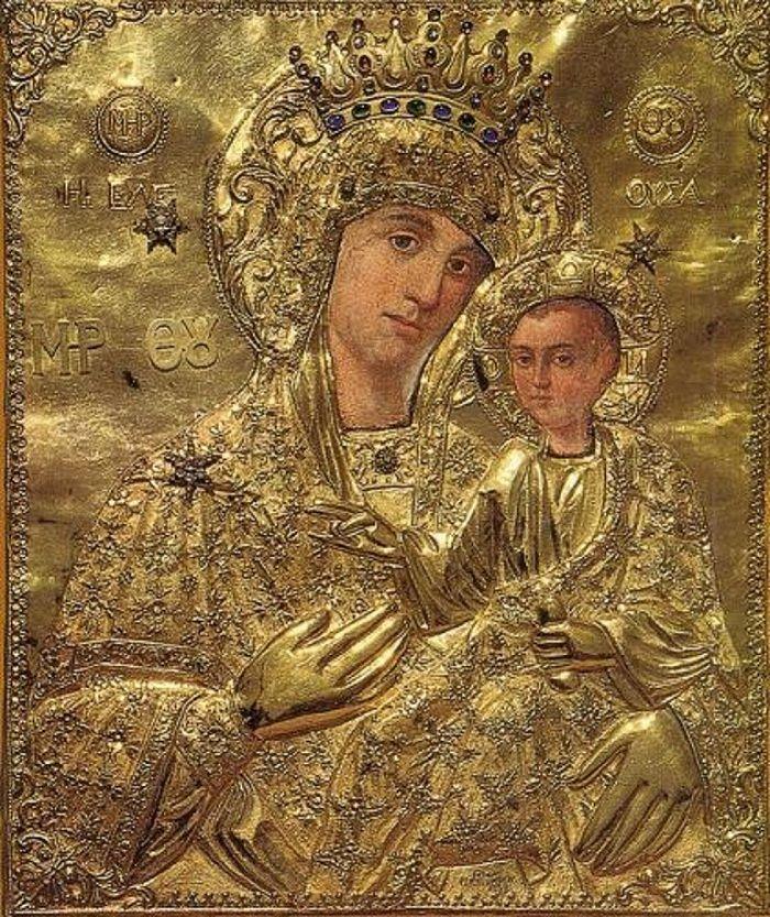 , La Grecia celebra l'Assunzione della Vergine – La sorprendente il nostro legame con la madre di Gesù