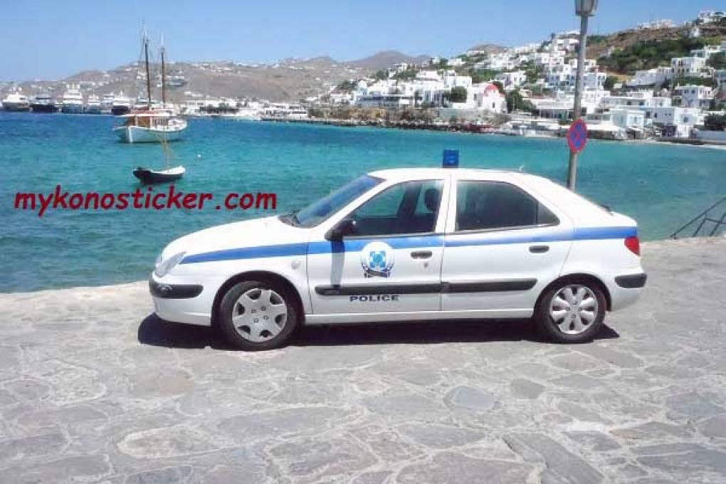 , Μύκονος: Συνελήφθησαν -3- άνδρες για υποκλοπή μεταφορικού έργου, για παράνομες υπηρεσίες μεταφοράς επιβατών με Ι.Χ. αυτοκίνητα