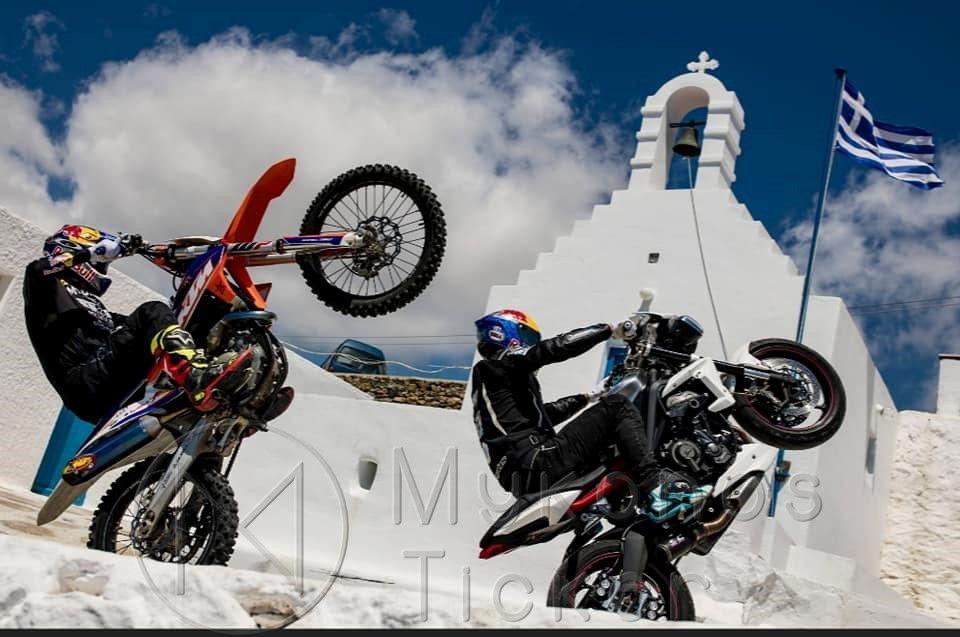 """, Μύκονος: Τριήμερο Μοτοσικλετιστικό event """" 1ο All Star Greece Motocross"""" από το Α.Σ. Μοτοσικλετιστών Μυκόνου"""