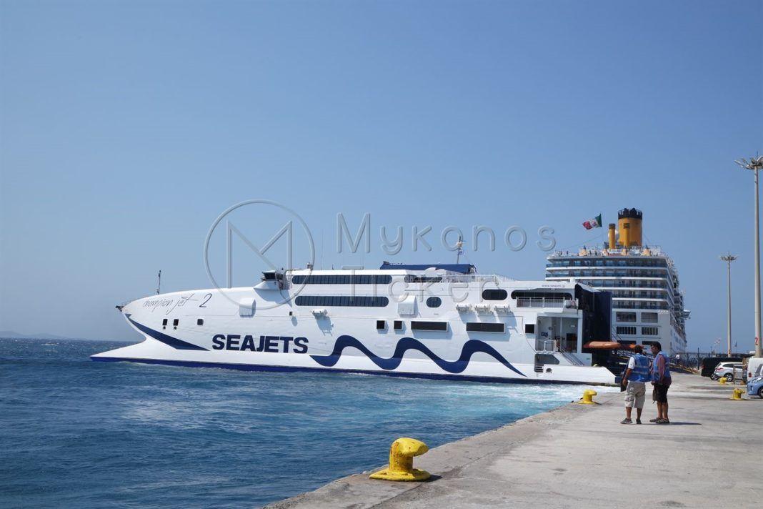 , Δεμένα πλοία στα λιμάνια λόγω θυελλωδών ανέμων