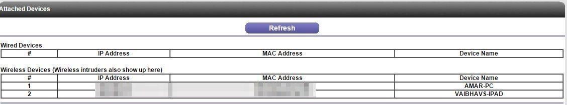 , Wi-Fi: Identificare quelli che ... rubare internet!! Come si fa a smettere!!