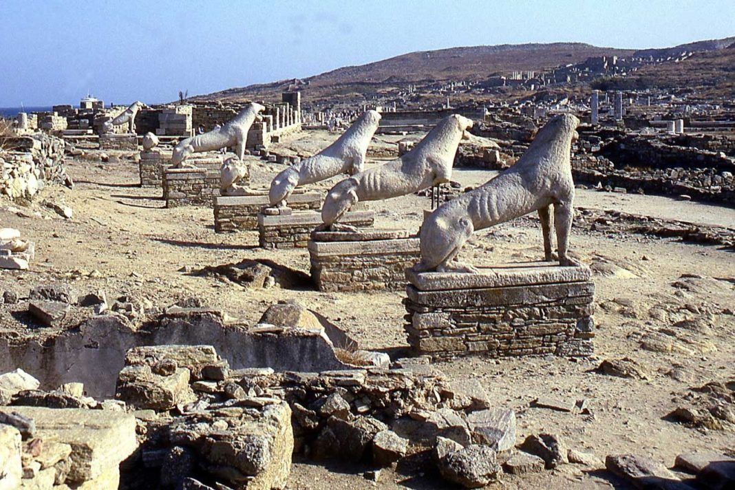 , Delos: The uninhabited Greek island full of ancient treasures