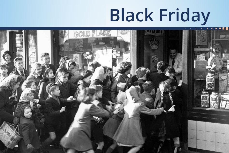 , Schwarzer Freitag 2019: Der Tag der großen Rabatte nähern!! Wann wird dieses Jahr!! Was zu sehen!!
