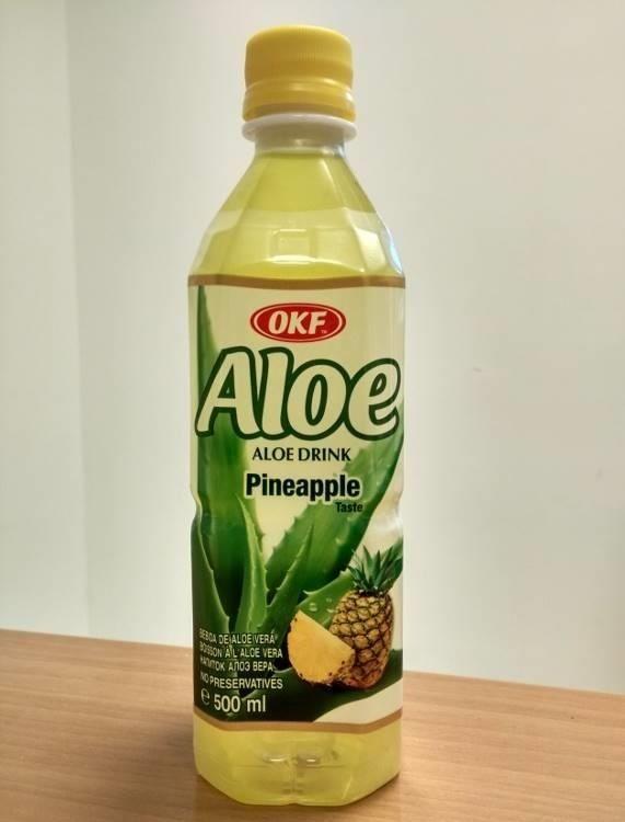 , EFET warning: Revoked aloe juice!! Beware dangerous for children!!