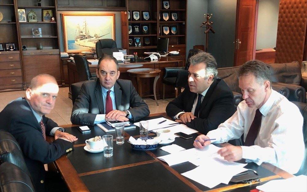 , Γ. Πλακιωτάκης: Επανασχεδιασμός των άγονων γραμμών και διορθωτικές παρεμβάσεις στο θεσμικό πλαίσιο της κρουαζιέρας