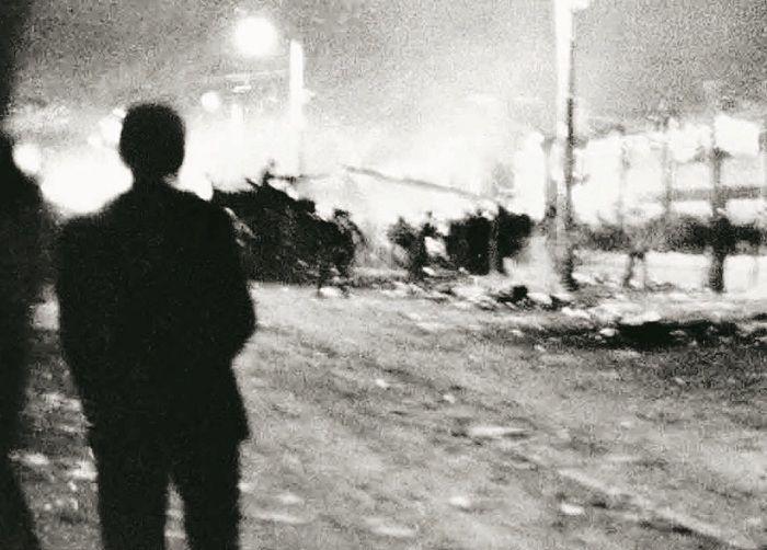 , Aristote Sarrikostas: Le photojournaliste qui « démoli » la porte d'entrée à la propagande de la junte
