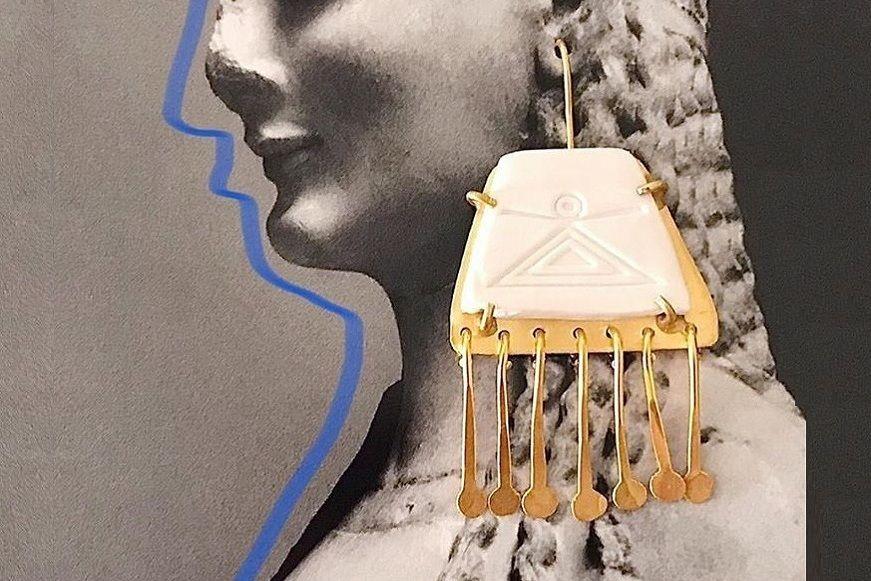 , Η Δήλος στο γούρι της Zeus+Dione για το 2020!! 9 κοσμήματα εμπνευσμένα από μωσαϊκό στην Οικία των Δελφινιών [pcs]