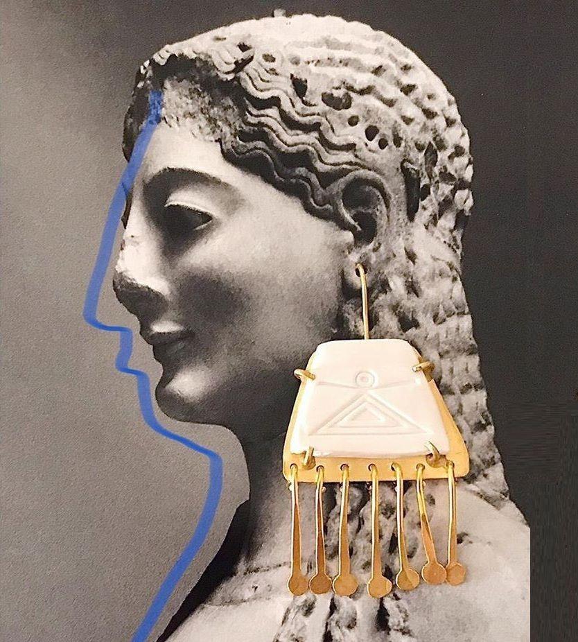 , Делос очарование Zeus + Дионы для 2020!! 9 Ювелирные изделия вдохновлены мозаики в Доме дельфина [штук]