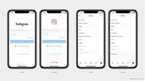 , Το Facebook θέλει να γνωρίζουν οι χρήστες ότι του ανήκουν Instagram και WhatsApp, γι'αυτό αλλάζει το Logo για να το κάνει σαφές