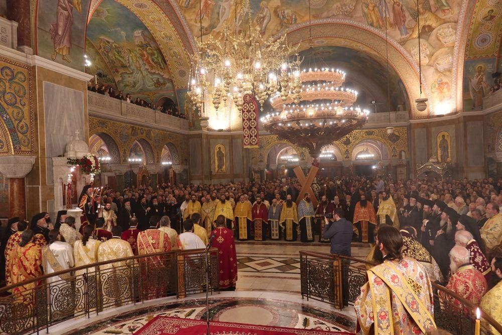 , Eminence. II Dorotheus dans la ville apostolique de Patras, qui honore le patron de