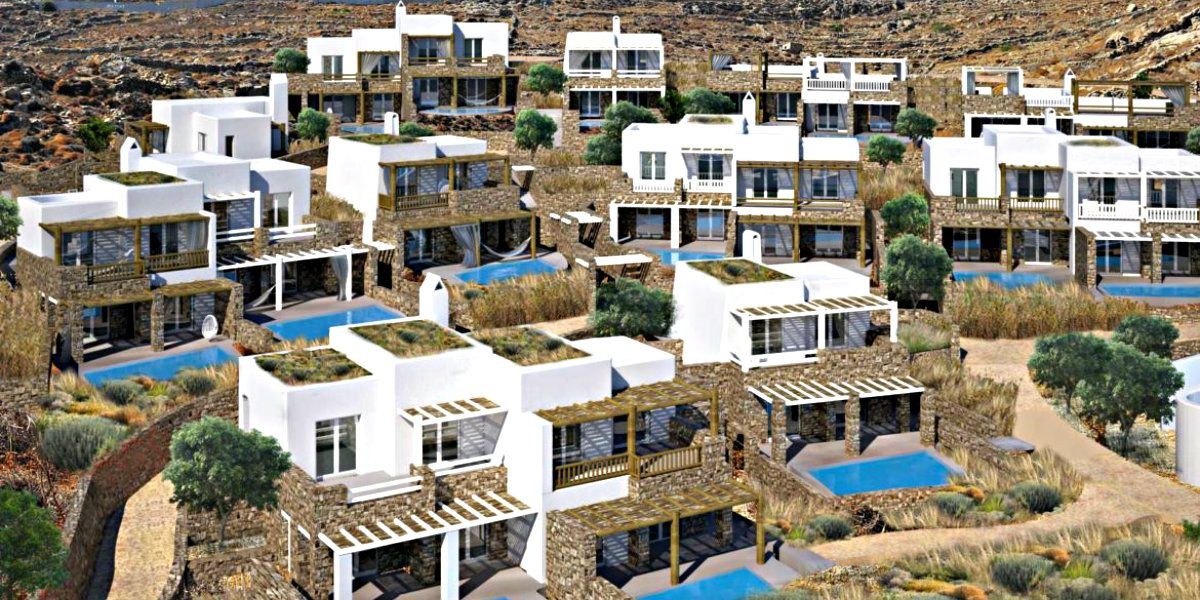 """, What brings the """"marriage"""" Kokkalis with the English!! The """"landing"""" in Mykonos, Luxury complex in Kalo Livadi Hotel + Villas!!"""