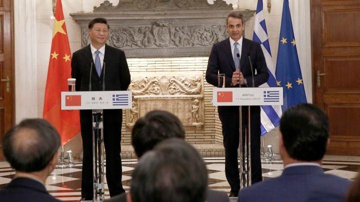, Κ.Μητσοτάκης: Διευρύνουμε τη σχέση μας με την Κίνα, τώρα που η Ελλάδα αναλαμβάνει πρωταγωνιστικό ρόλο ξανά