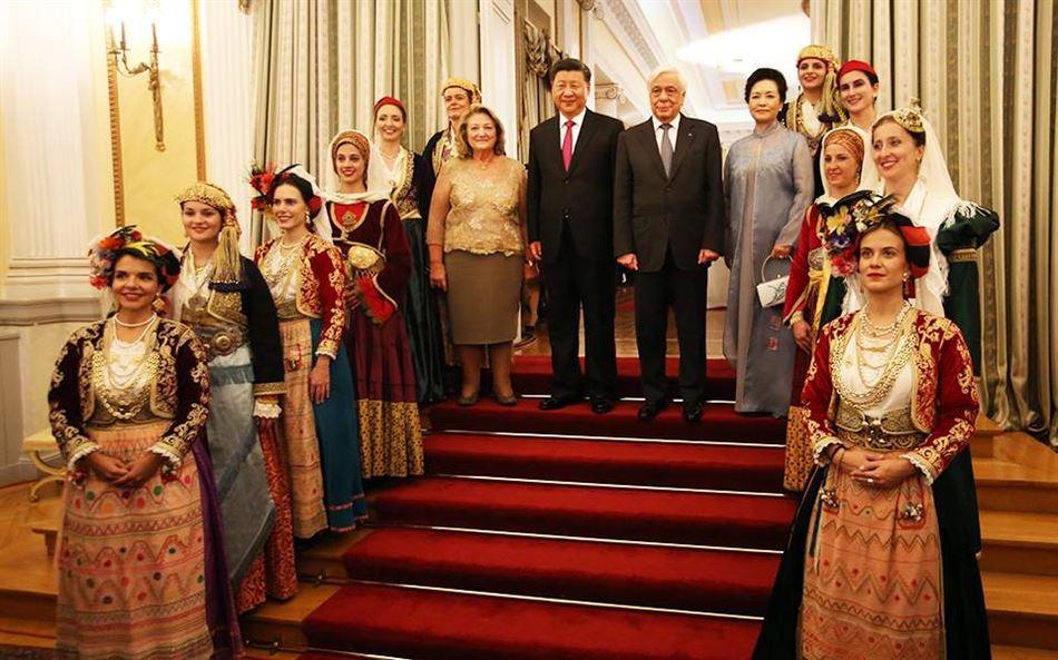, ΠτΔ: Κίνα και Ελλάδα ξεκινούν μια νέα πορεία συμπόρευσης και συνδημιουργίας