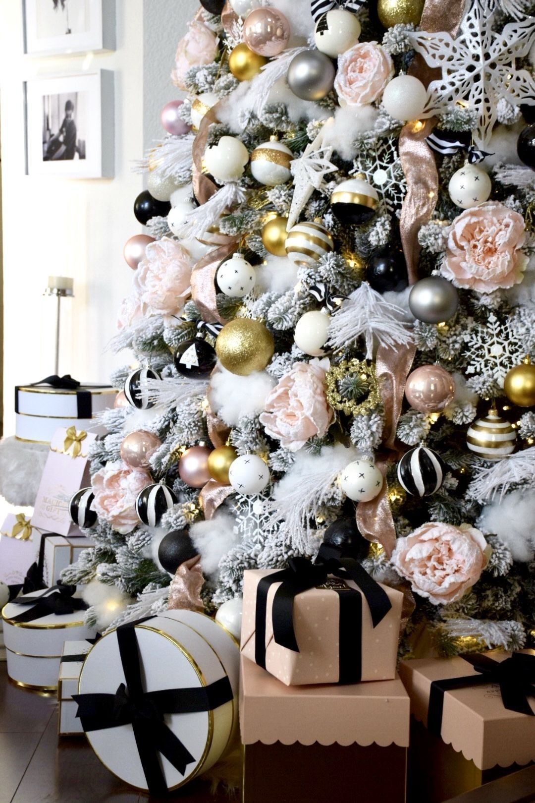 , 10 decorating tips for the Christmas tree!!