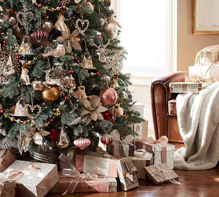 , 10 Συμβουλές διακόσμησης για το Χριστουγεννιάτικο δέντρο!!