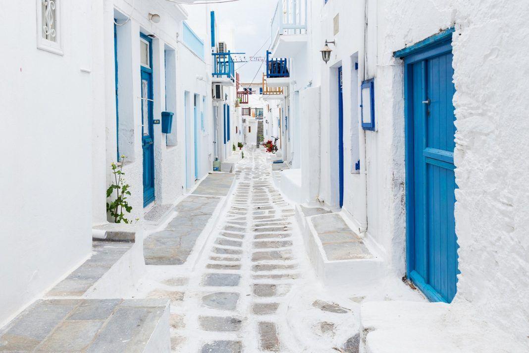, Τα Μυκονιάτικα σοκάκια στους πιο όμορφους δρόμους του κόσμου!!