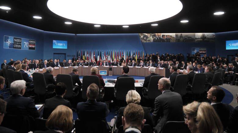 , Οι ηγέτες των κρατών μελών του ΝΑΤΟ συμφώνησαν κείμενο κοινού ανακοινωθέντος