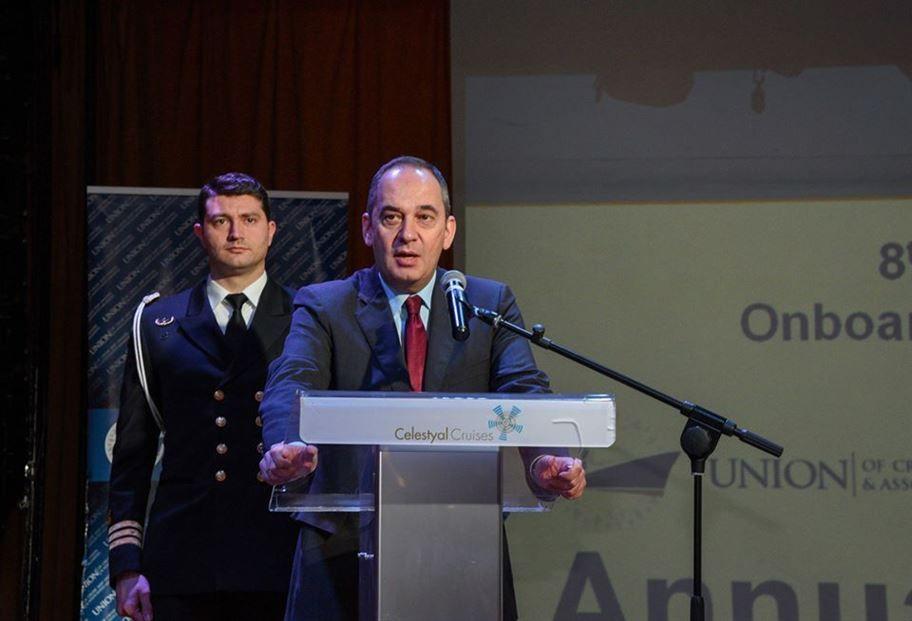 , Γιάννης Πλακιωτάκης: Στόχος η ανάπτυξη του home porting και το νέο πλαίσιο για την Λιμενική Διακυβέρνηση